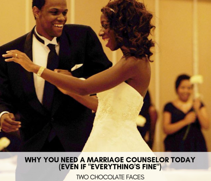 "Why You Need a Marriage Counselor Today (Even if ""Everything's Fine"")"