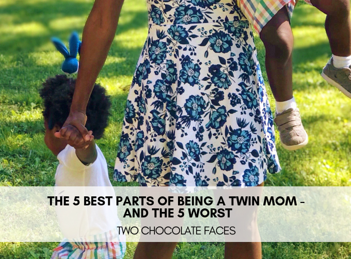 The 5 Best Parts of Being a Twin Mom – and the 5 Worst